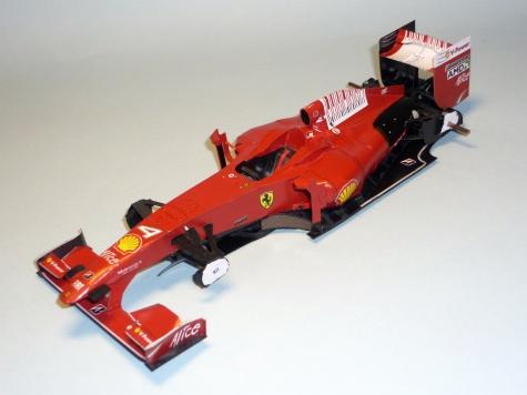 Ferrari F60 - Kimi Raikkonen - 2009