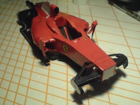 Ferrari F60 - Felipe Massa