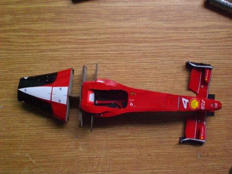 Ferrari F60 Kimi Räikkonen