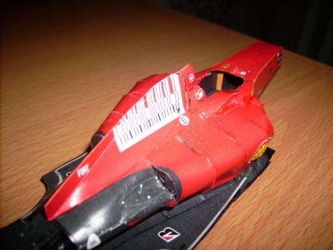 Ferrari F60 r.2009 F.Massa