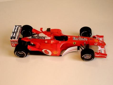 FERRARI 2002