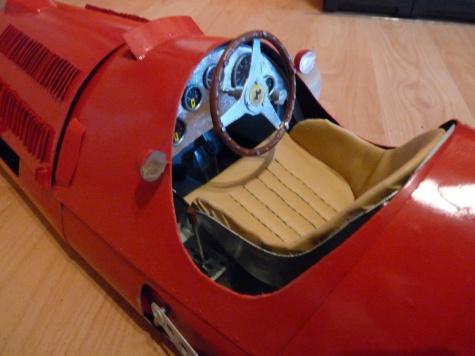 FERRARI 125 F1 GP Italie 1949