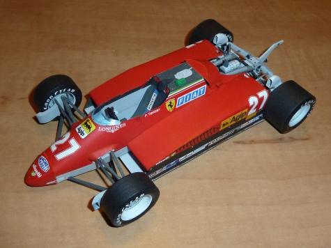 Ferrari 126C2 (1982; Tambay)
