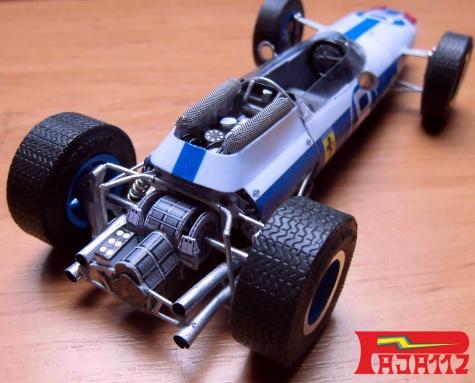 Ferrari 1512 GP Mexico