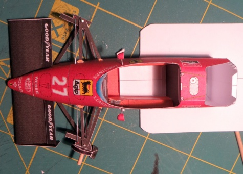 Ferrari 156/85 - upgrade set