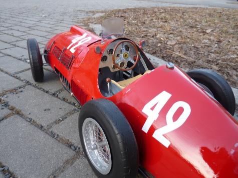 Ferrari 275 F1 G.P. Švýcarsko 1950