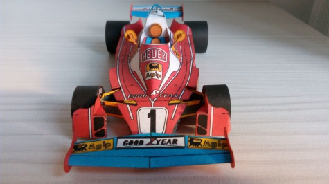 Ferrari 312 - T2