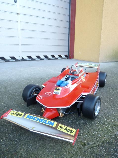 FERRARI 312 T5   1980