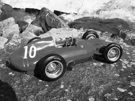 FERRARI 801  Francie 1957