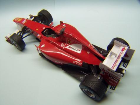 Ferrari F150th Italia, 2011, F. Alonso