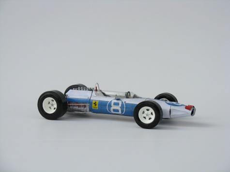 Ferrari 1512 - Mexico 1964