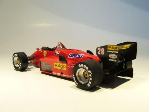 Ferrari F186/85