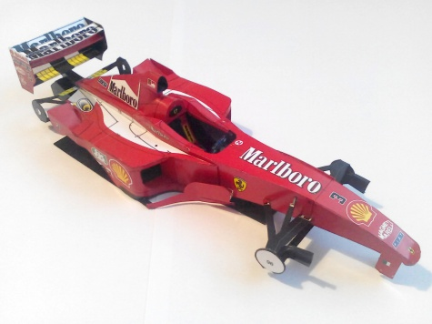 Ferrari F2000, 2000 Michael Schumacher