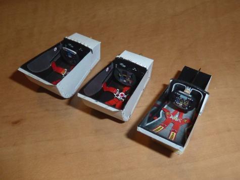 Ferrari F2002, F2003GA, F2004 (2002-2004; Schumacher)