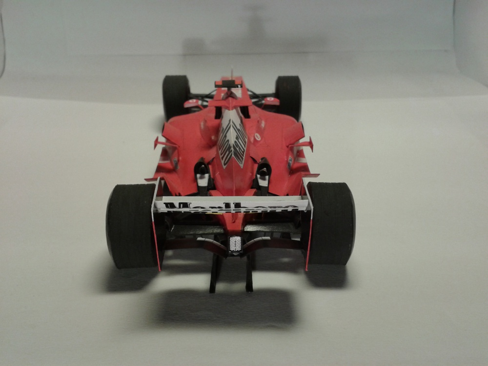 Ferrari F2004 GP Hungary 2004 (M.Schumacher)
