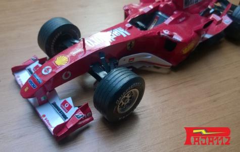 Ferrari F2004 Michael Shumacher
