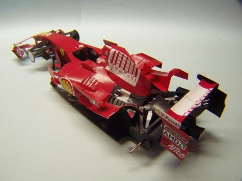 Ferrari F2008, 2008, F. Massa