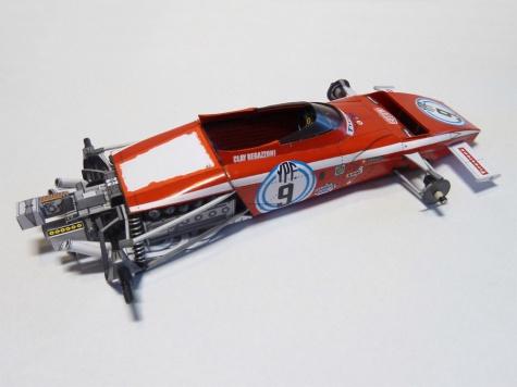 Ferrari F 312 B2 VC Argentiny ´74