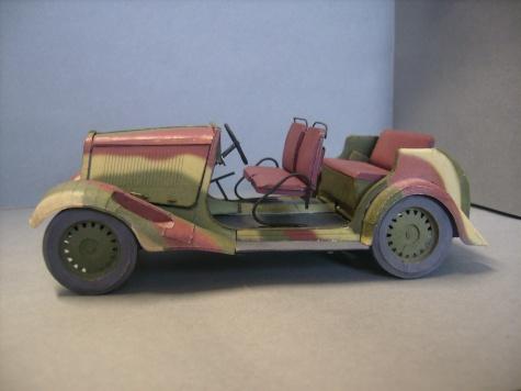 Fiat 508 Lazik