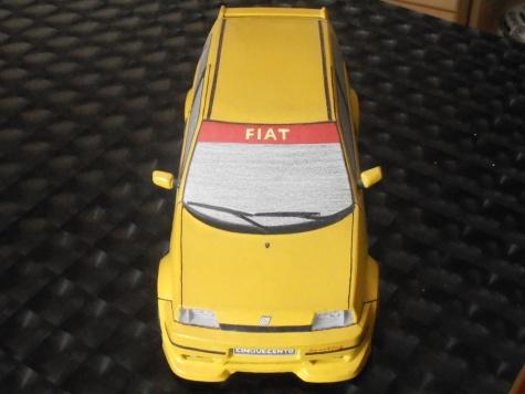 Fiat Cinquecento Sporting