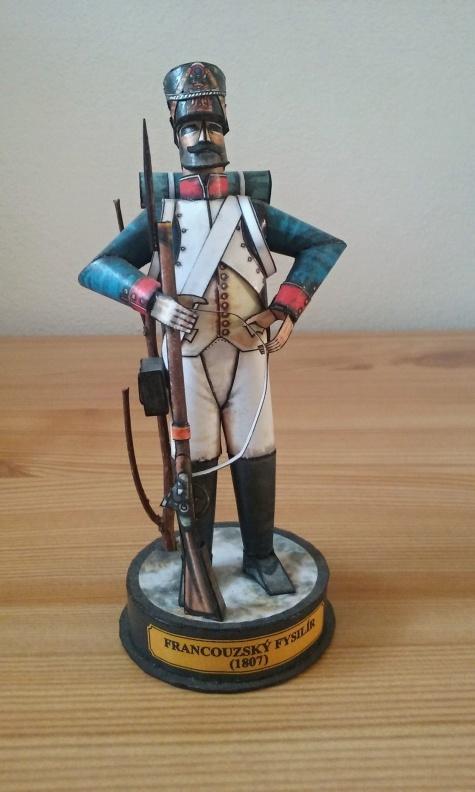 Figurky vojáků