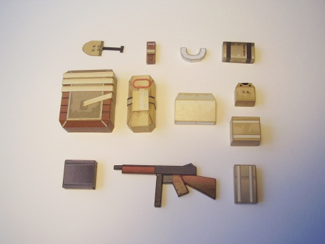 Figurky z PAPER-REPLIKA.com