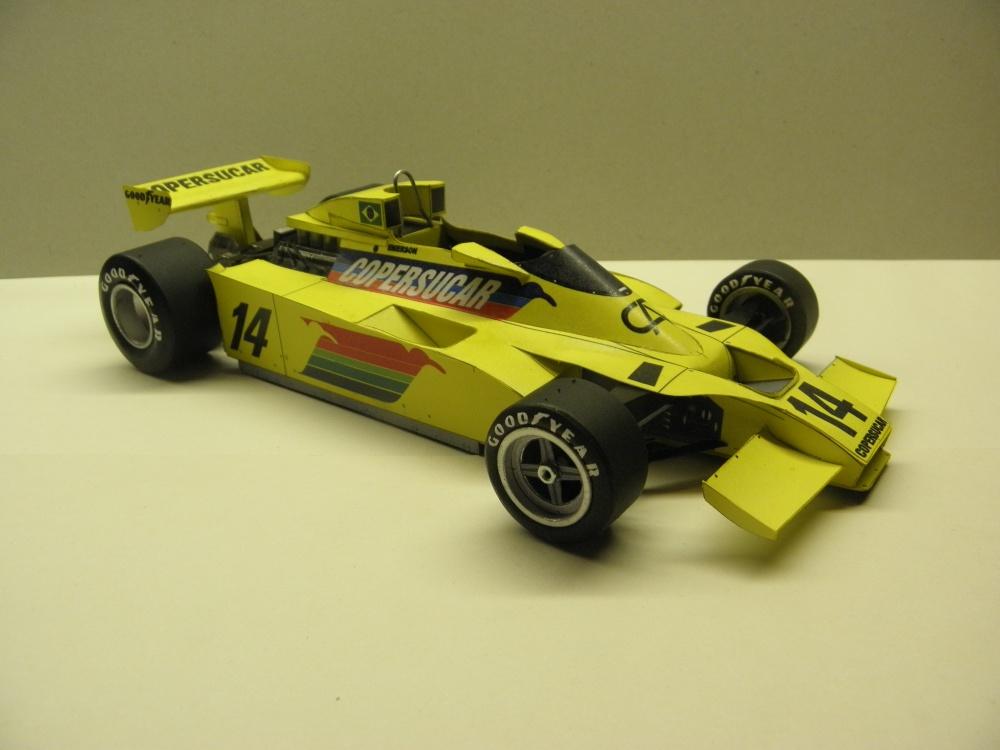 Fittipaldi F5A, 1978, E. Fittipaldi