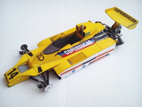 Fittipaldi F5A, 1978 Emerson Fittipaldi