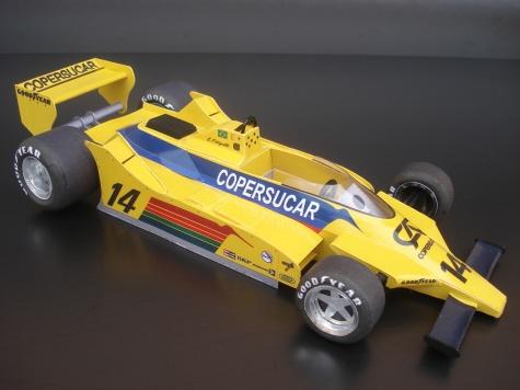 Fittipaldi F6A 1979