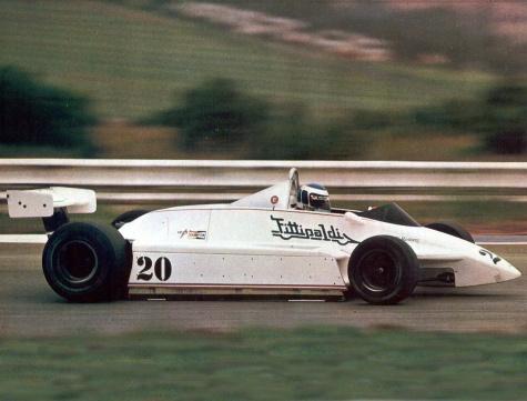 Fittipaldi F8C