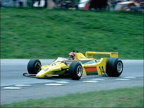Fittipaldi F6A, GP Germany