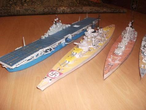 Flotila JSC 1:400