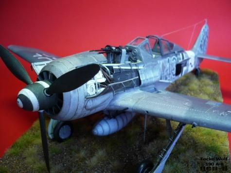 Focke Wulf 190 A-8