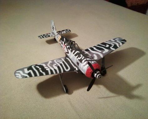 Focke Wulf 190 F8