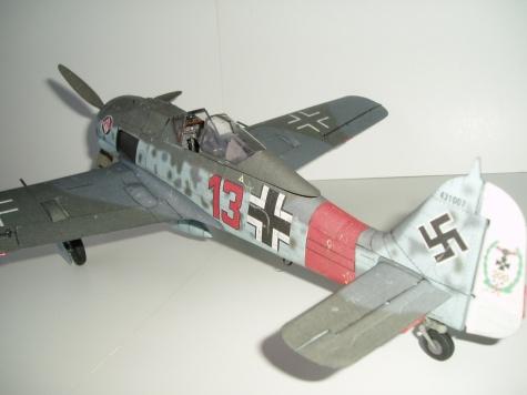 Focke-Wulf Fv 190 A-8