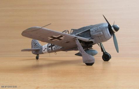 Focke-Wulf Fw 190A-8/R8