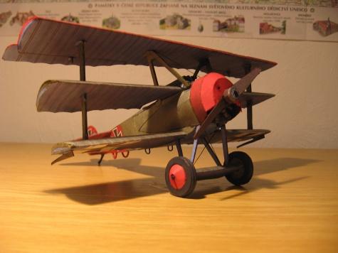 Fokker Dr1.-Triplane
