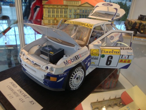 For model Olomouc 2009