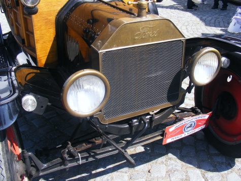 FORD T 1915