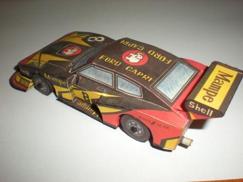 Ford Capri Turbo