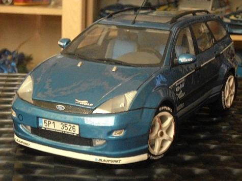 Ford Focus combi