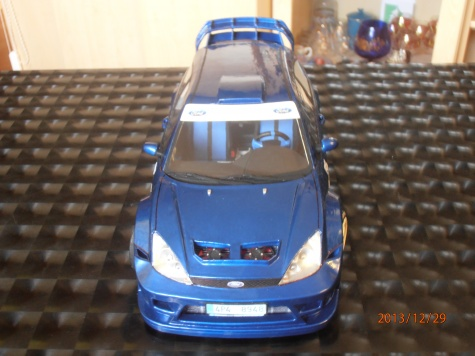 Ford Focus RS kit WRC