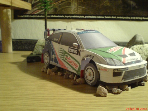 Ford Focus RS-WRC