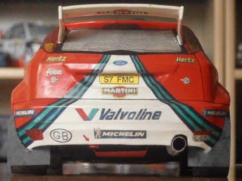 Ford Focus WRC (McRae)