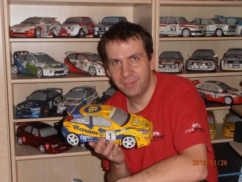 Ford Focus WRC (Pech)