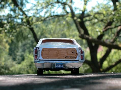 Ford Gran Torino wagon 1972