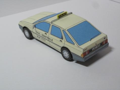 Ford Sierra GL - Berlin Taxi