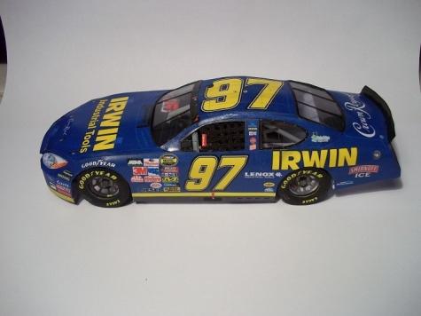 Ford Taurus - Kurt Busch (2005)