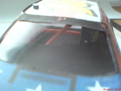 Ford Taurus Nascar 16  Greg Biffle