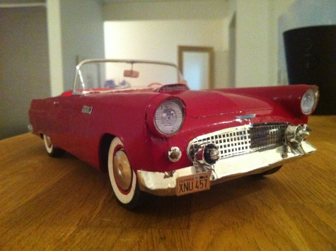 Ford Thunderbird 1956